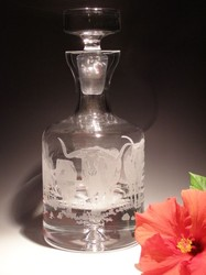 Crystal Decantors - Decanter