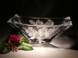 Crystal Bowls and Buckets - Vuelo Bowl