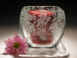 Crystal Votives - Clear Votive
