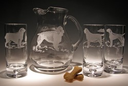 Crystal Barware - Pitcher