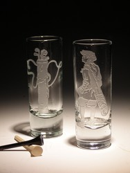 Crystal Barware - Cordial/ Shot Glass