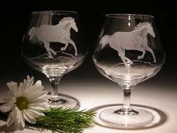 Crystal Barware - Brandy