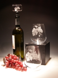 Crystal Barware - Stemless Wines 23 oz.