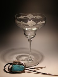 Crystal Barware - Margarita