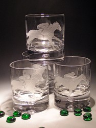 Crystal Barware - 11oz. Rocks Glasses