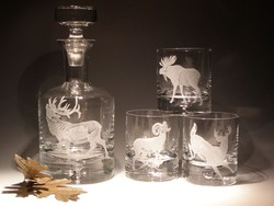 Crystal Barware - Decanter