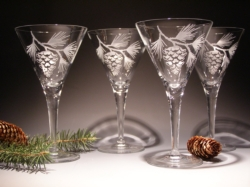 Crystal Barware - 9 oz. Martini
