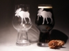 Crystal Barware - Crystal Crystal Craft Beer Glass