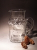 New Items - Crystal Crystal Jug Pitcher