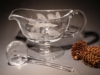 DISCOUNTS & DISCONTINUED  - Crystal Crystal Gravy Boat