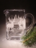 New Items - Crystal Crystal Square Pitcher